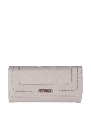 Roots 73 Journey Pocket Clutch-SAND-One Size