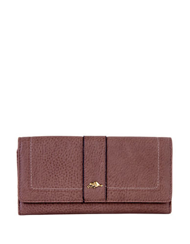 Roots 73 Tavunga Slim Clutch-BROWN-One Size