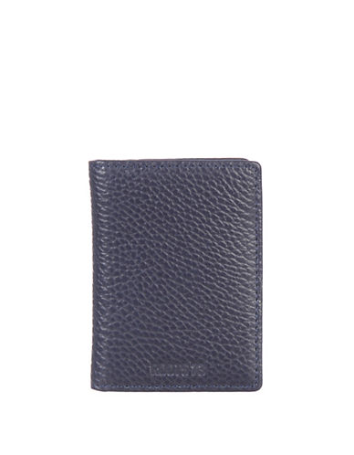 Roots 73 RFID Licence Card Case-NAVY-One Size