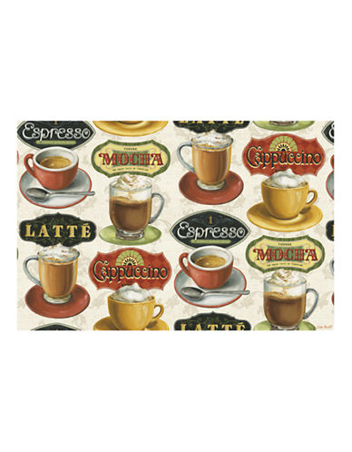 Miscellaneous Two-Pack Cafe Cork Placemats-MULTI-Placemat 87109093_MULTI_Placemat