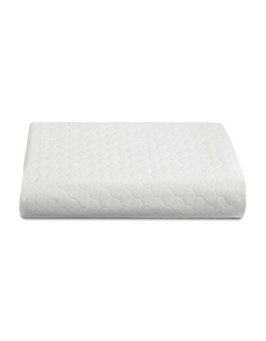 Hotel By Domay Quilted Table Pad - 52in x 108in-WHITE-52x108