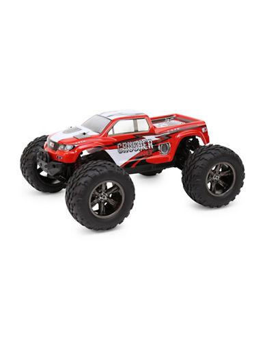 Litehawk LiteHawk CRUSHER RC Monster Truck-RED-One Size