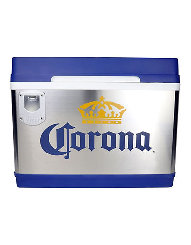 Koolatron Corona Cruiser Thermoelectric Cooler-SILVER-One Size