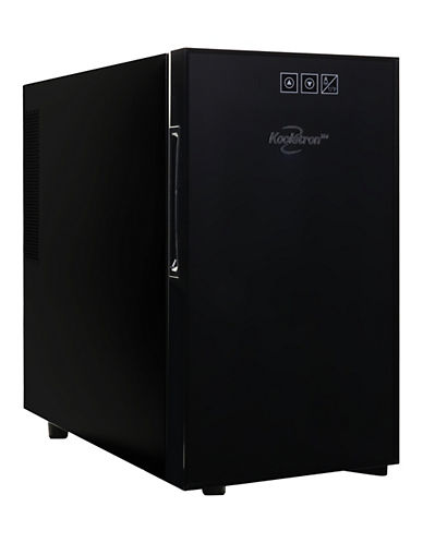 Koolatron Urban Series 10-Bottle Mirrored Wine Cellar KWT10BN photo