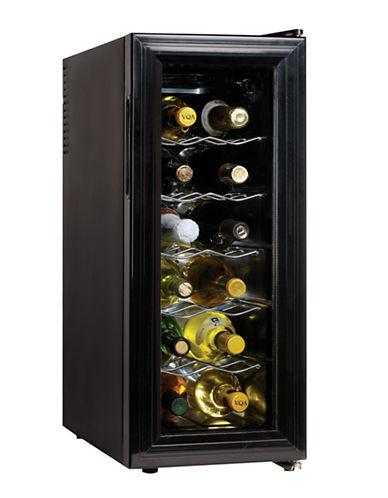 Koolatron 12 Bottle Wine Cellar-BLACK-One Size