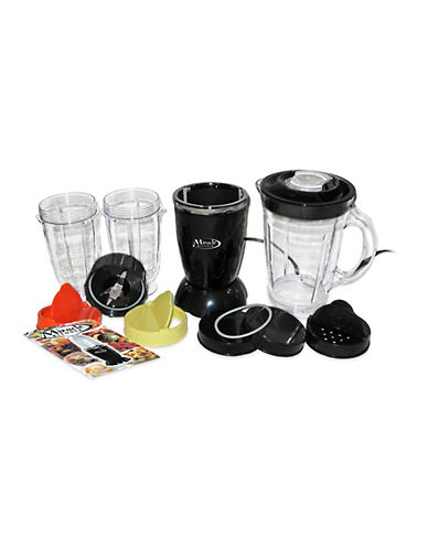 Total Chef Total Chef 12 Piece Blender-BLACK-One Size 84135848_BLACK_One Size