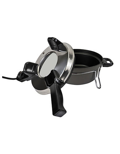 Total Chef Total Chef Czech Multi cooker-STAINLESS STEEL-One Size