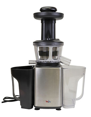 Total Chef Total Chef Slow Juicer-SILVER-One Size