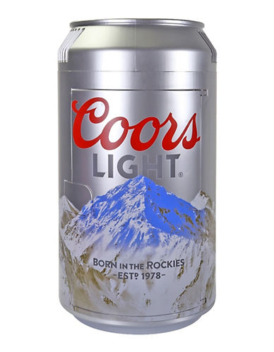 Koolatron Mini Can Fridge-WHITE-One Size