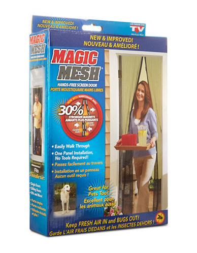 Charter Club Home Magic Mesh-CLEAR-One Size