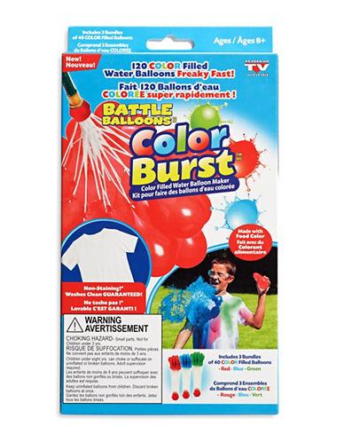 As Seen On Tv Battle Bonanza Colour-Filled Balloon Maker-MULTI-One Size