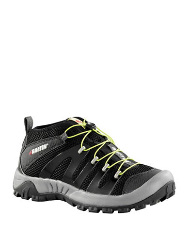 Baffin Trail to Rapids Water Trail Shoes-BLACK-10
