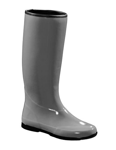 Baffin Packables Rainboot-GREY-9