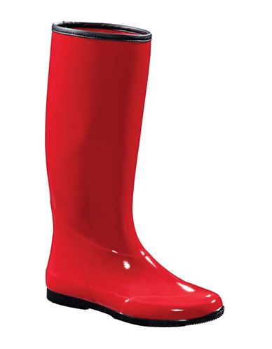 Baffin Packables Rainboot-RED-10