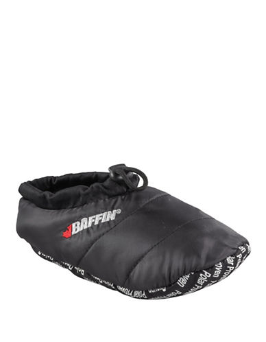 Baffin Cush Nylon Boots-BLACK-L