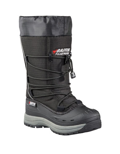 Baffin Drift Snogoose Winter Boots-BLACK-10