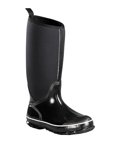 Baffin Marsh Tall Rain Boots-BLACK-10