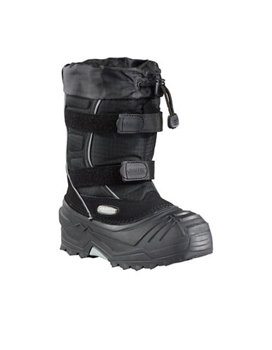 Baffin Young Eiger Waterproof Winter Boots-BLACK-2