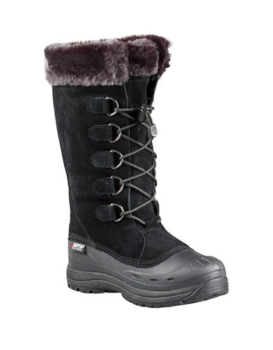 Baffin Drift Judy Winter Boots-BLACK-10