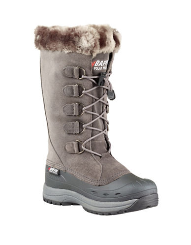 Baffin Drift Judy Winter Boots-GREY-11