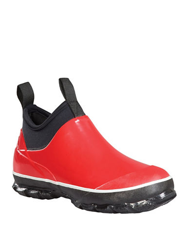 Baffin Marsh Rain Boots-RED-7