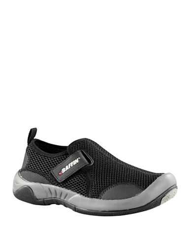 Baffin Trail to Rapids Leather Water Shoes-BLACK-11