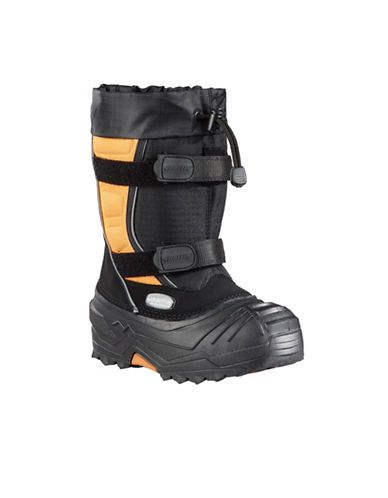 Baffin Young Eiger Waterproof Winter Boots-ORANGE-4