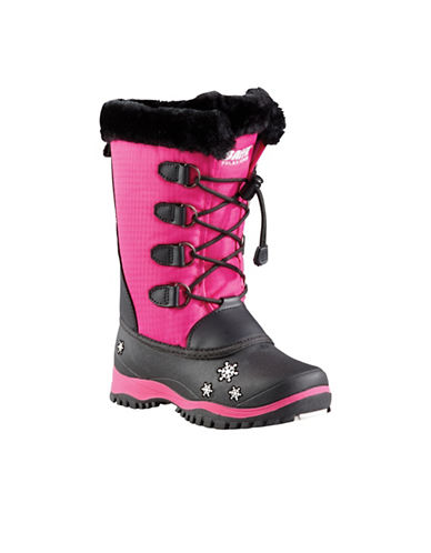 Baffin Shari Waterproof Winter Boots-PINK-4