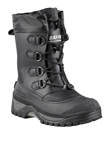Baffin Muskox Snow Collar Boots-BLACK-10