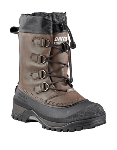 Baffin Muskox Snow Collar Boots-BROWN-12