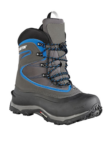 Baffin Revelstoke Lace-Up Boots-BLACK/BLUE-14
