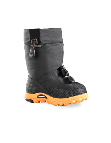 Baffin Honeycomb Waterproof Winter Boots-ORANGE-9