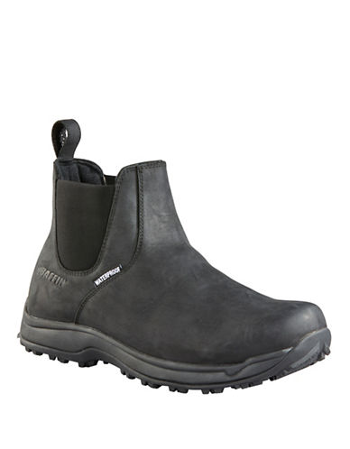 Baffin Copenhagen Leather Boots-BLACK-9