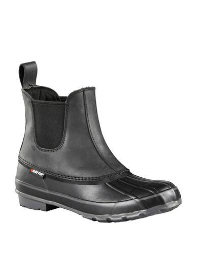 Baffin Bobcat Slip-On Waterproof Boots-BLACK-8