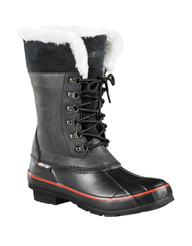 Baffin All Weather Ducky Boot-BLACK-11