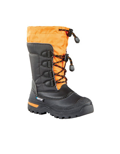Baffin Pinetree Waterproof Winter Boots-ORANGE-2