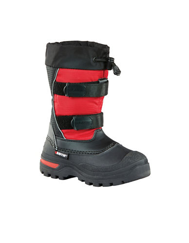 Baffin Cedar Waterproof Winter Boots-RED-1