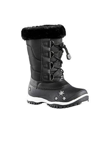 Baffin Ava Waterproof Winter Boots-BLACK-9