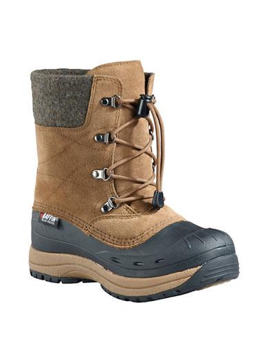 Baffin Arnaq Suede Winter Boots-TAUPE-7