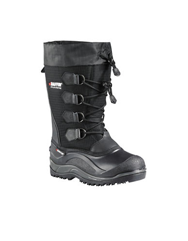 Baffin Snowpack Waterproof Winter Boots-BLACK-3