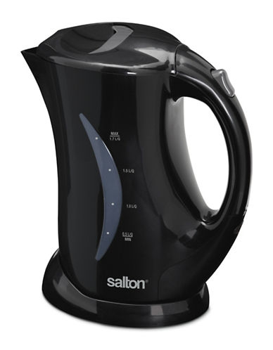 Salton Cordless Jug Kettle-BLACK-One Size