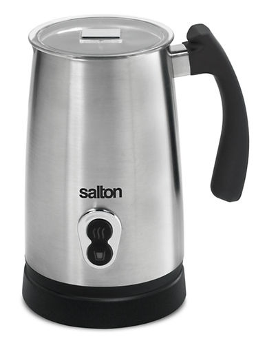 Salton Cordless Frother-STAINLESS STEEL-One Size