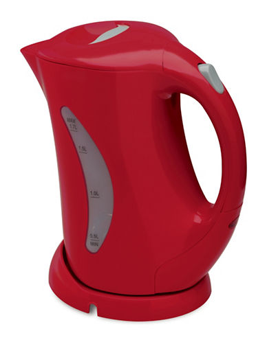 Salton Cordless Jug Kettle 1.7 L-RED-One Size