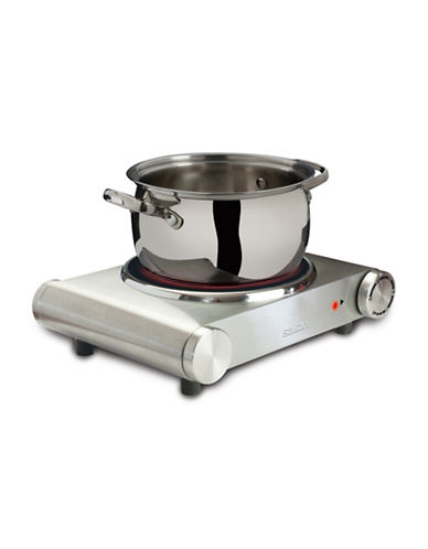 Salton Infrared Cooking Range - Single-STAINLESS STEEL-One Size