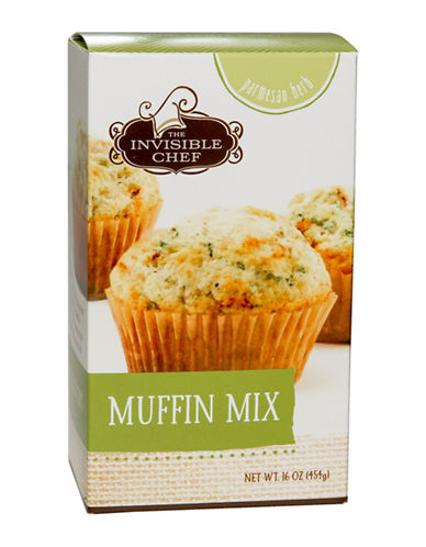 The Invisible Chef Parmesan Herb Muffin Mix-NO COLOUR-One Size