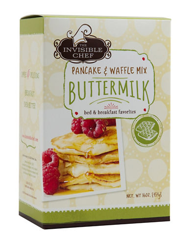 The Invisible Chef Buttermilk Pancake and Waffle Mix-NO COLOUR-One Size