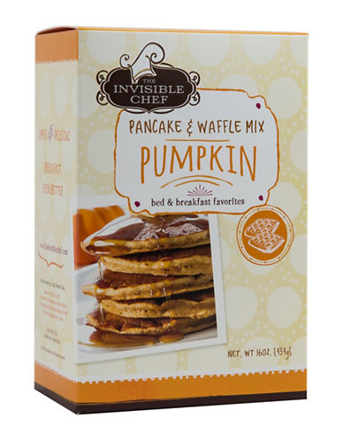 The Invisible Chef Pumpkin Pancake and Waffle Mix-NO COLOUR-One Size