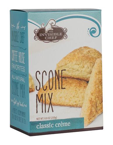 The Invisible Chef Classic Creme Scones Mix-NO COLOUR-One Size