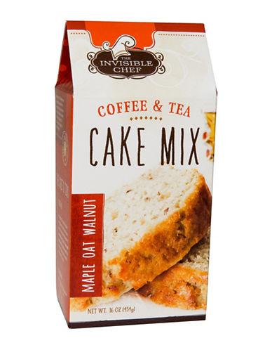 The Invisible Chef Maple Oat Walnut Tea Cake Mix-NO COLOUR-One Size