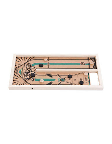 Rustic Games Flipop Wood Game-MULTI-One Size